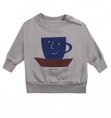 """SWEATSHIRT """"CUP OF TEA"""""""